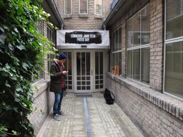 Štenclův dům hostil Converse Press Day 2014