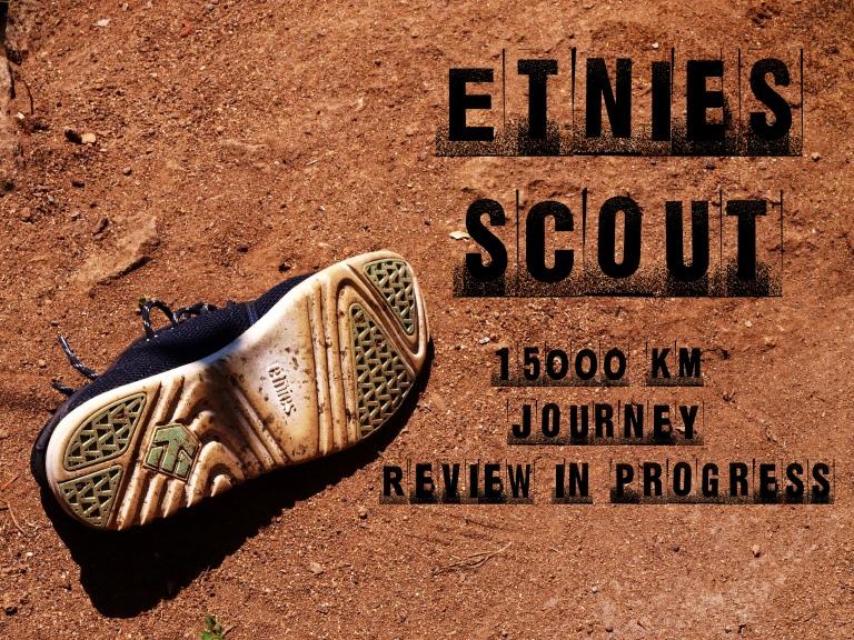 Etnies Scout uprostřed džungle