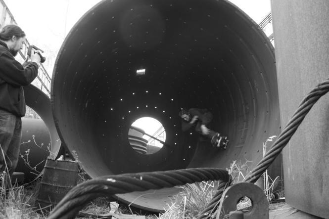 Full pipe Přerov