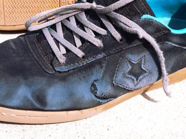 THE PRODUCT OF BOARDOM - CONVERSE CONS KA-II WEARTEST/ REVIEW