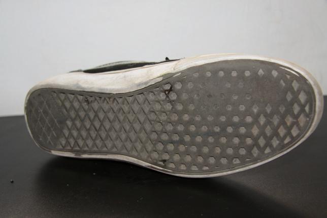 The product of boardom - Vans crockett pro weartest