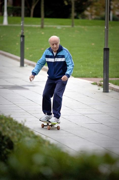 Skateboarding vs hemeroidy