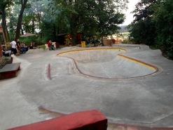 Martinuv backyard