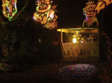 Soukromá voodoo stage