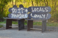 LOCALS ONLY- BENCHING BAUMAX