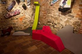 Výstava - důkaz, že skateboarding a umění jdou ruku v ruce