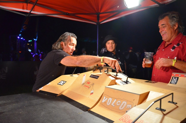 Christian Hosoi, Steve Olson, David Hackett - Mystic 2014