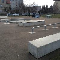 Skatepark  Roztoky u Prahy