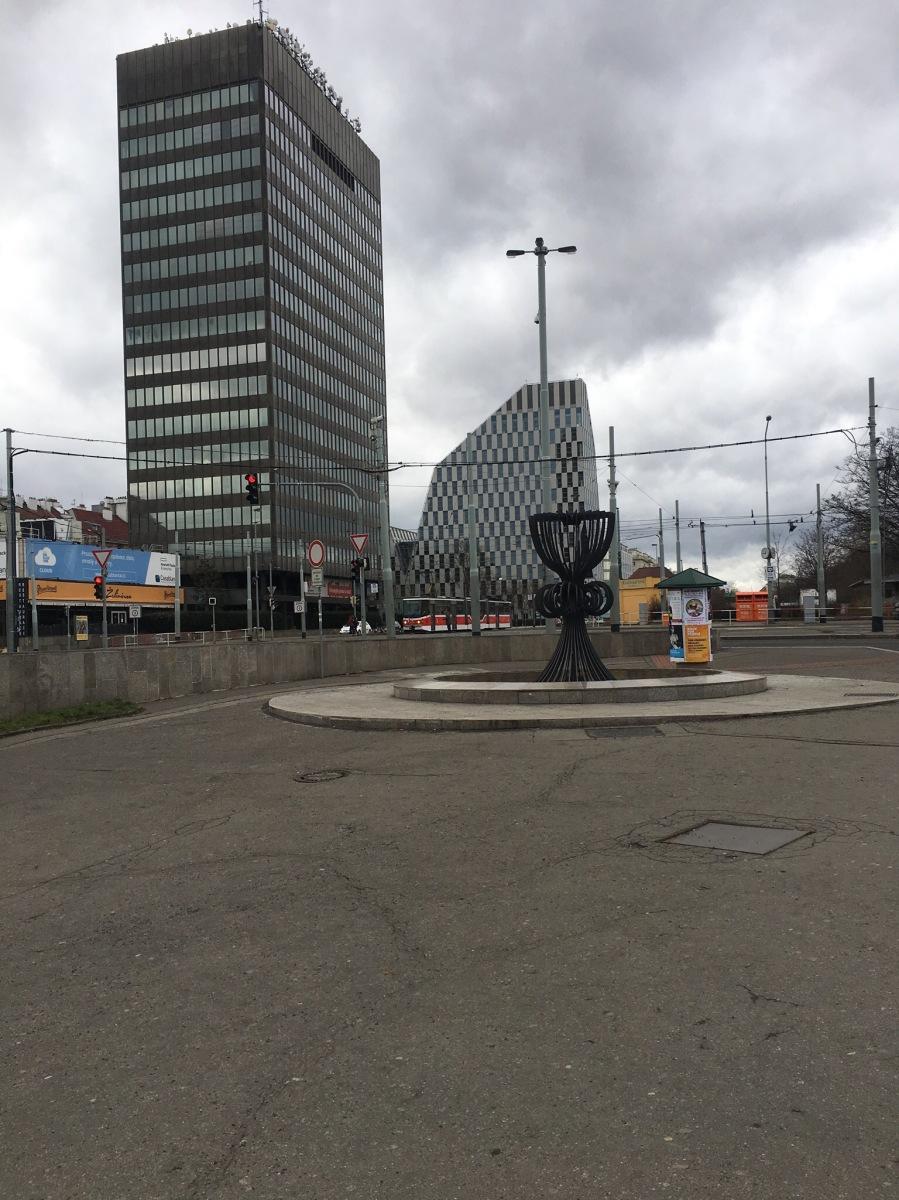 Praha Želivského skate spots